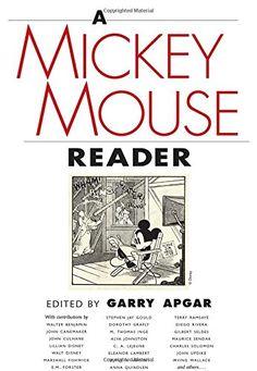A Mickey Mouse Reader @ niftywarehouse.com #NiftyWarehouse #Disney #DisneyMovies #Animated #Film #DisneyFilms #DisneyCartoons #Kids #Cartoons