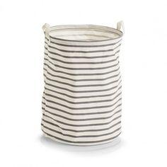 Wäschebehälter Stripes Zeller Present Woven Laundry Basket, Laundry Box, Laundry Sorter, Laundry Hamper, Bamboo Panels, Laundry Cabinets, Walk In Wardrobe, Hazelwood Home, Wood Rings