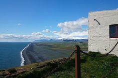 Pani Dorcia w Islandii: Słoneczna sobota na Dyrhólaey