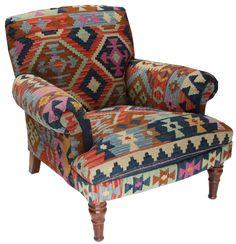 High Quality Kilim Chair