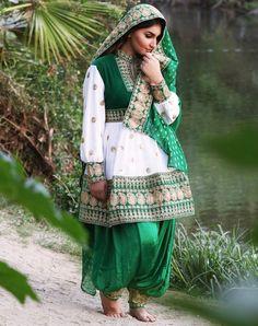 Afghan style