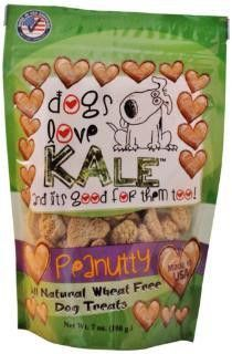 Which one is your favorite? DOGS LOVE KALE Pe...  Check it out here : http://www.allforourpets.com/products/dogs-love-kale-peanutty-7-oz