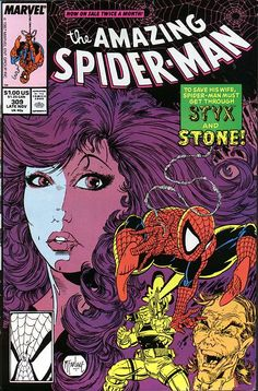 The Amazing Spider-Man #309 by Todd McFarlane