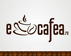 eCafea Logo Design