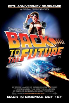 Back to the future is my favourite movie right now!! I'm trying to convince my dad to get a delorean :)