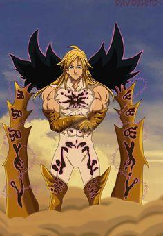 Seven Deadly Sins Anime, 7 Deadly Sins, Anime Angel, Dragon Ball, Animé Fan Art, Pokemon Champions, Seven Deady Sins, Avatar Airbender, Sci Fi Characters