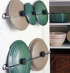 20 DIY Kitchen Storage Ideas                                                                                                                                                                                 More