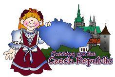 Czech Republic - Countries Illustration