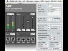 fLOW - ambient soundscape generator