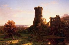 The Present    Artist: Thomas Cole
