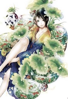 Shiro Yoshiwara Manga: Adekan Author/Artist: Tsukiji Nao
