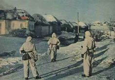 German soldiers in Russia 1942