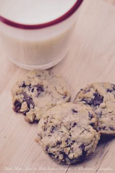 The Perfect Man Cookies | Faith, Hope, Love, and Luck Survive Despite a Whiskered Accomplice