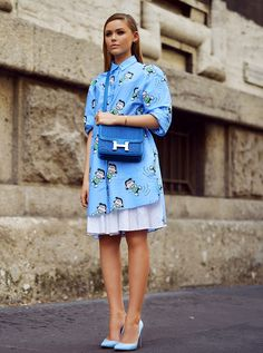 1111364f8d86 Fashion Art, Womens Fashion, Fashion Prints, Spring Fashion, Kristina  Bazan, Types