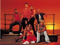 S Club 7 - Ain't no party like an S Club party Childhood Movies, My Childhood, S Club 7, Ace Of Base, Club Parties, Vintage Music, 90s Kids, The Good Old Days, Boy Bands