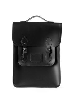 // Christopher Shannon x Cambridge Satchel Company