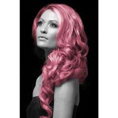 Carnaval haarverf in het roze. Inhoud: spray van 125 ml.