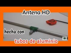 Antena casera hd tdt super potente la mejor recepci n for La mejor antena tdt interior