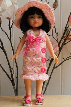 Tuto robe à torsades Paola Reina-Chéries-H4H