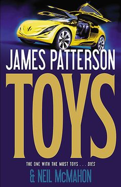 Toys by James Patterson, also another amazing book, which Kylie Rose also let me borrow (: