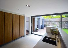 Grand Slider II sliding door from IDSystems
