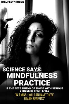 What are the health benefits of mindfulness practice and other mindfulness activities? Mindfulness for adults, mindfulness for kids, mindfulness for the sick and anxious - it's all the same science based mental practice that only takes 7 minutes/day and gives you one of the most powerful allys you can use against all the stresses, problems and daily issues you deal with in life. Definitely a tool that you want in your tool belt. Get through chronic illness, stress, and boost performance.