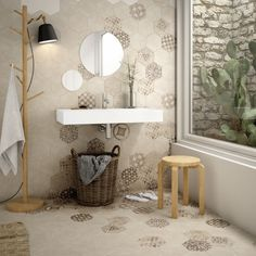 Hexatile Cement Porcelain Tiles By Equipe Expert Distributor Of Spanish