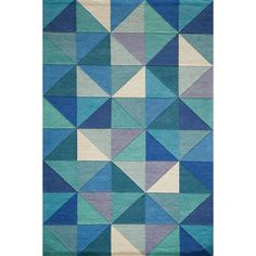 The Ashton 100% Wool Rug will make your room feel modern and chic. You will love the beautiful tones and pattern on this area rug. Easily match one of the colors to your decor. It's the perfect accent rug for your office, living room or bedroom. It makes your hardwood floor super comfy. This rug is meant for indoor use only.