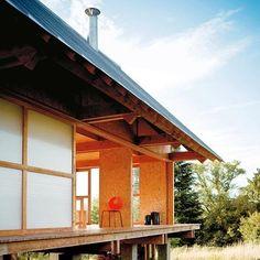 Une maison lumineuse