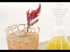 Atomic Orange Cocktail - Kathy Casey's Liquid Kitchen® - Small Screen