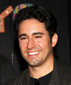 John Lloyd Young attends a press conference launching Turnaround Arts in NYC Schools at the Brooklyn Museum on September 22 2015 in the Brooklyn...