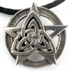 Triquetra Knot Charmed Jewelry from CyberMoon Emporium WitchCraft-Supplies and WitchCraft Store Wicca Jewelry - Charmed Symbol, Power of Three, Charmed Witches Power of Three Jewelry