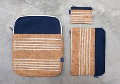 TWOTHIRDS Sustainable Cork Accessories