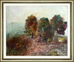 SIMION MUNTEAN -     - ORIGINAL OIL PAINTING ON CANVAS #Impressionism