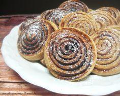 Az áfonya mámora: Fahéjas és kakaós csiga