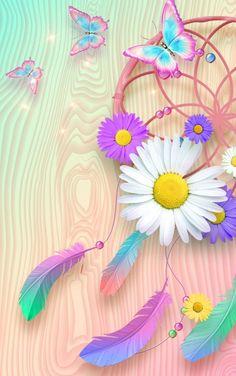 Bubbles Wallpaper, Flowery Wallpaper, Cute Pastel Wallpaper, Sunflower Wallpaper, Flower Background Wallpaper, Cute Wallpaper Backgrounds, Love Wallpaper, Flower Backgrounds, Galaxy Phone Wallpaper
