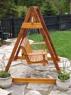 Mejores 48 Im 225 Genes De Columpios En Pinterest Gardens
