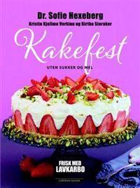 Kakefest; uten sukker og mel Frisk, Cheesecake, Birthday Cake, Desserts, Food, Honey, Tailgate Desserts, Deserts, Cheesecakes