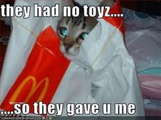 happy meal kitteh