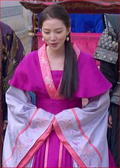 Korean Traditional Dress, Traditional Dresses, Empress Ki, Korean Drama Movies, Korean Dress, Korean Actresses, Sari, China, Fashion