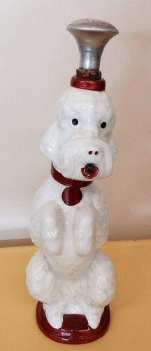 Vintage Poodle Dog Laundry Sprinkler | eBay