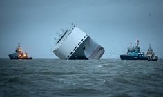 Eight missing from a cargo ship that sank in the Pentland Firth, another grounded near Southampton – the sea is still the riskiest workplace on the planet, writes Rose George