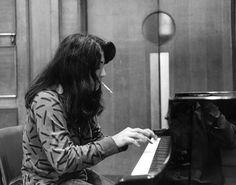 Martha Argerich, May 1985