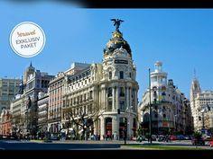 City Trip nach Madrid inklusive Unterkunft im Hotel Ritz, Eintritt in drei Museen und romantischem Dinner für zwei. Mehr Infos: http://www.itravel.de/Spanien/3-Tage-Madrid-fuer-Kunstfreunde/5921/?utm_source=Pinterest&utm_medium=Socialmedia&utm_campaign=Pinterest