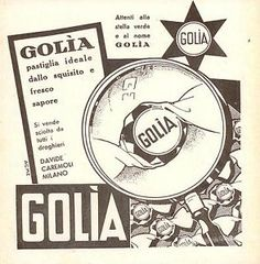 Caramelle GOLIA