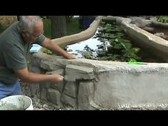 Making a Faux Rock Wall Part 2 Adding Definition
