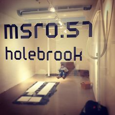 We're moving to Nackastrand! Thank you @stockholmmodecenter , we will miss you #sfd #holebrook #holebrooksweden