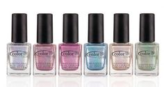 Color Club holographics- Yes Please :)
