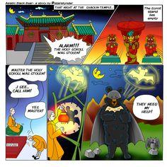 Asiatic Black Bear #asiaticblackbear #bear #comic #webcomic #art #artwork #digitalart