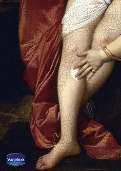 Vaseline gegen trockene Gemäldehaut  Besitzer trockener Haut werden das Gefühl kennen: Die Haut spannt und fühlt sich knittrig an, sodass man denken könnte, sie sieht aus wie bei den...